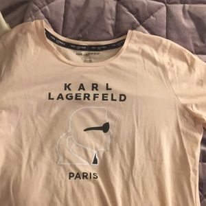 Authentic Karl Lagerfeld T shirt